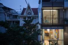 Ngôi nhà cao cấp với không gian xanh hiếm có ở giữa Hà Nội