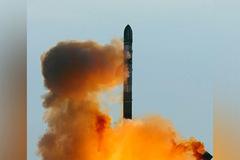 Nga ra mắt tên lửa hạt nhân uy lực chưa từng có