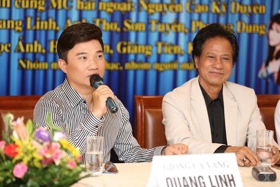 Lý do bất ngờ khiến Quang Linh không tổ chức liveshow