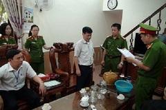 Khám nhà 2 cựu lãnh đạo xổ số Hà Giang