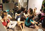 Hé lộ về động lắc bị phá của dân chơi Sài Gòn