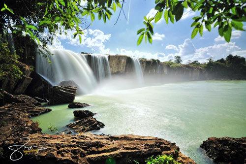 3 thác nước đẹp như mơ ở Việt Nam