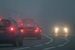 Lái xe trong sương mù cần lưu ý những gì?