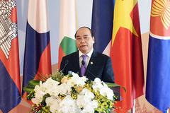Thủ tướng khai mạc hội nghị cấp cao ACMECS, CLMV