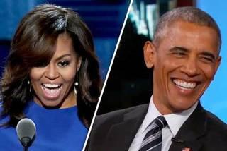 Obama sợ vợ bỏ