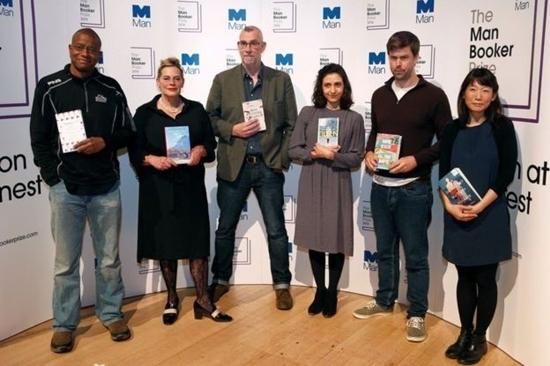 văn học, nhà văn, phân biệt chủng tộc, giải thưởng văn học, Man Booker