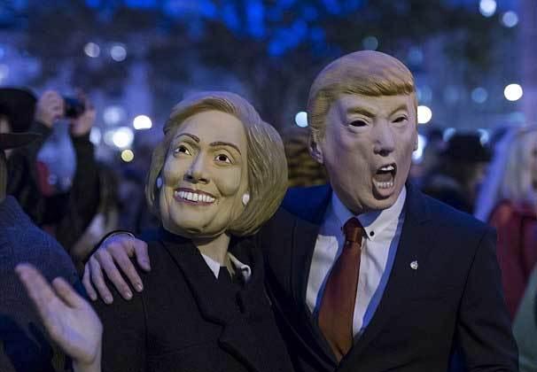 Lĩnh vực Donald Trump luôn dẫn trước Hillary
