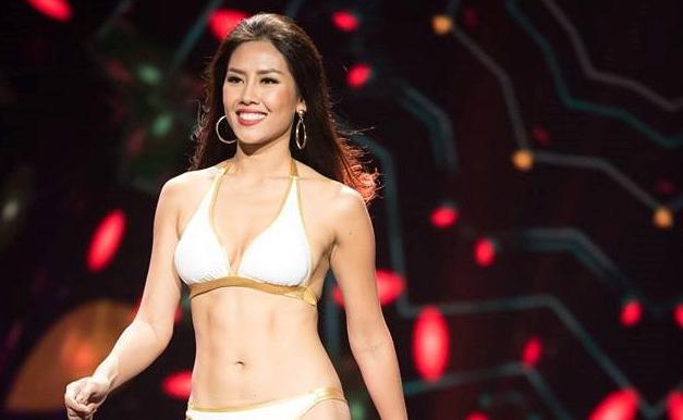 Nguyễn Thị Loan lọt top 20 Hoa hậu Hòa bình Quốc tế 2016