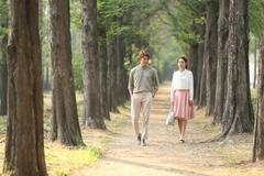 Nhã Phương - Kang Tae Oh quá đẹp đôi trong 'Tuổi thanh xuân 2'