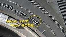 Nếu không muốn chết oan, hãy nắm rõ 4 chữ số bí ẩn trên lốp xe