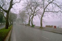 Gió mùa đông bắc sắp ập xuống Hà Nội