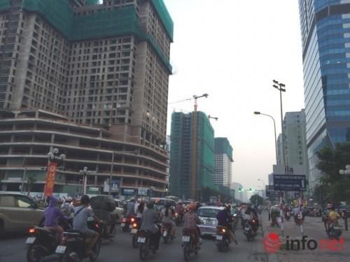 dự án chung cư đường Lê Văn Lương, thị trường căn hộ Hà Nội, mua căn hộ chung cư