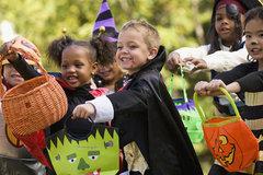 Những trò chơi vui nhộn cho trẻ trong mùa Halloween