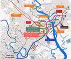 Tuyến metro số 1 sẽ kéo dài qua 3 tỉnh Đông Nam Bộ