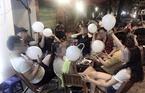 Sự thật vụ hotgirl Hà Nội bị liệt vì hít bóng cười