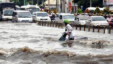 Đề xuất 72.000 tỷ để Sài Gòn chống ngập