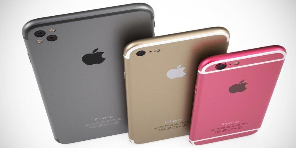 iPhone 8 sẽ trình làng với 3 kích cỡ màn hình khác nhau?