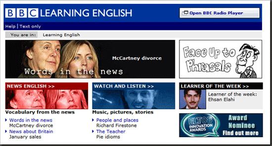 8 website học tiếng Anh tốt nhất cho người lớn