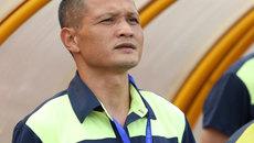 SLNA đồng ý cho HLV Ngô Quang Trường nghỉ việc