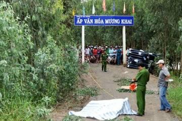 Doanh nhân Sài Gòn giết người, đốt xác quỵt nợ
