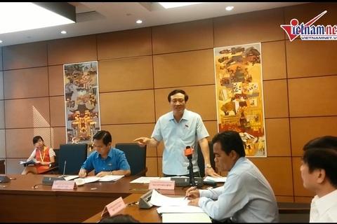 Chánh án Nguyễn Hòa Bình - Bồi thường kiểu gì cũng bị lên