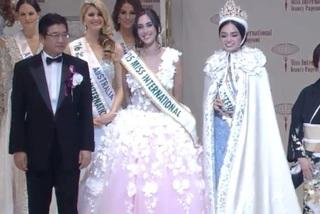 Cô giáo mầm non bất ngờ đăng quang Hoa hậu quốc tế