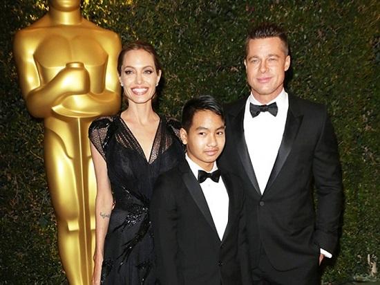 Brad Pitt vẫn chưa thoát khỏi cáo buộc bạo hành con cái
