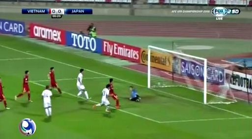 U19 Nhật Bản goal 06