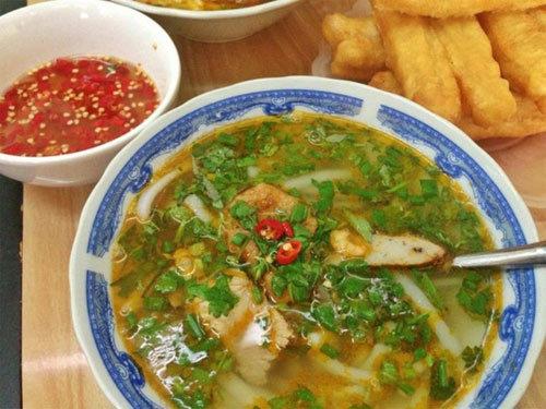 món ngon Quảng Bình, đặc sản Quảng Bình, ẩm thực dân dã, Quảng Bình, bánh khoái Quảng Bình