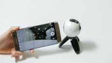 Bí quyết chụp selfie cực đỉnh với  Gear 360