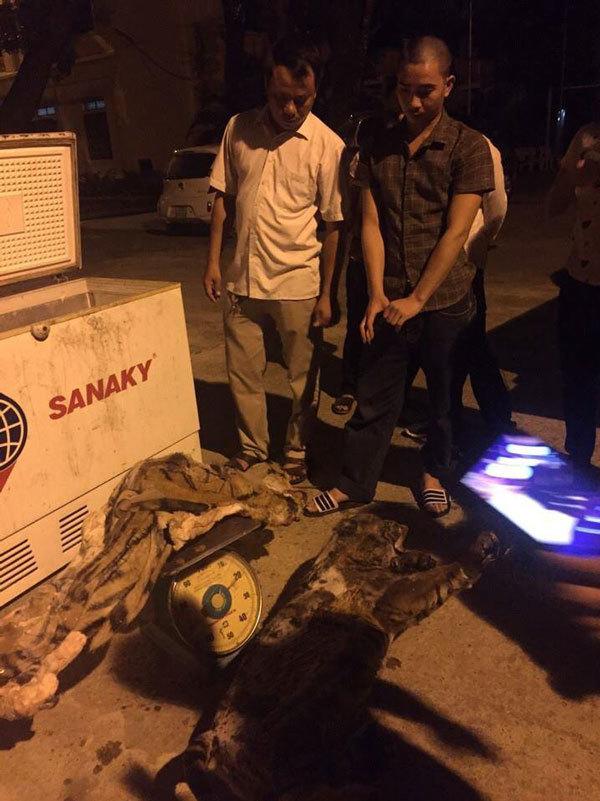 Thanh niên giấu xác hổ 37kg trong nhà bà hàng xóm
