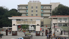 Bệnh viện Bạch Mai sẽ có sân đỗ trực thăng
