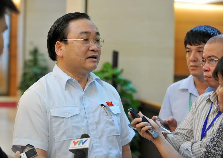 Bí thư Hà Nội, Hoàng Trung Hải, cấm xe máy, hà nội cấm xe máy, cấm xe máy nội đô