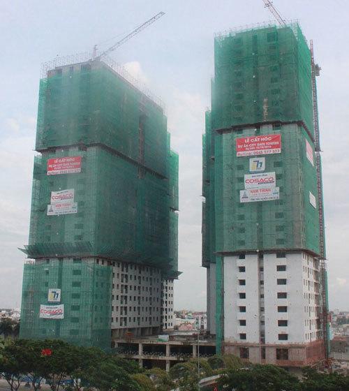 City Gate trên đại lộ Võ Văn Kiệt lập kỉ lục bán hàng