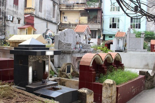 sống cùng người chết, căn nhà view nghĩa trang, Quy hoạch phát triển Nghĩa trang Thủ đô Hà Nội