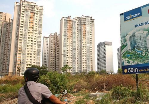 thị trường căn hộ TP.HCM, căn hộ giá 1 tỷ đồng, chung cư cao cấp