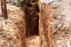 Ngày đêm đào được 37 lượng vàng, kiếm 1 tỷ chia nhau