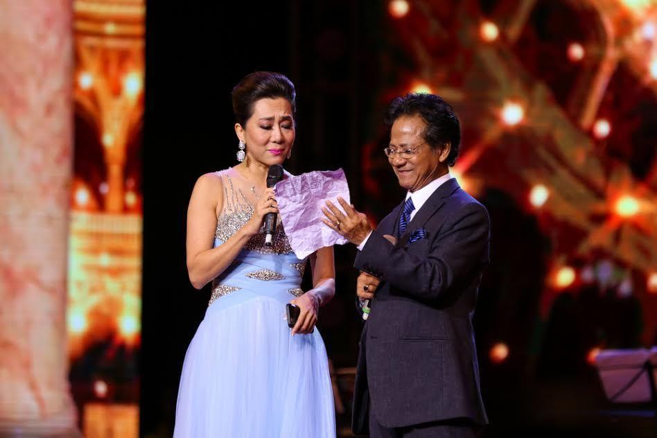 MC Kỳ Duyên muốn làm vợ thứ 5 của Chế Linh