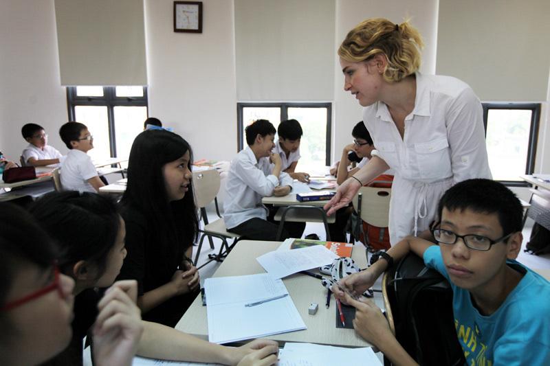 Học tiếng Anh: Mục tiêu chính của đề án 2020