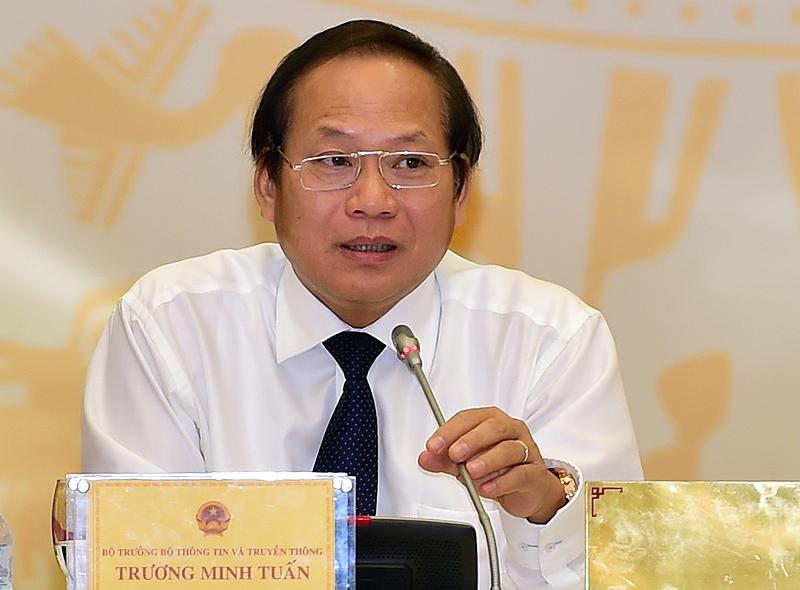 Bộ TT&TT, Trương Minh Tuấn, nước mắm chứa asen
