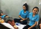 Hàng trăm công nhân ở Sài Gòn nhập viện sau bữa ăn trưa