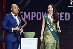 Hoa hậu Việt thừa nhận ứng xử sai bét vì lỗi phiên dịch nghiêm trọng