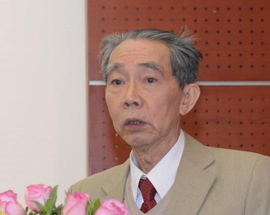 Nguyên Phó Chủ tịch QH Trương Quang Được từ trần
