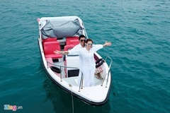 Kinh Quốc: 'Vợ tặng tôi xe hơi 6 tỷ đồng và nhiều đồ hiệu'