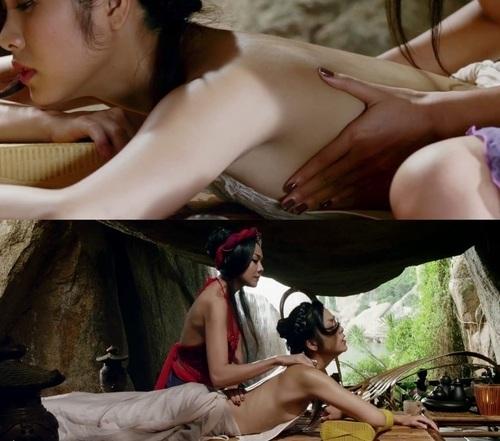 Những cảnh phim ám ảnh Lan Ngọc, Tăng Thanh Hà