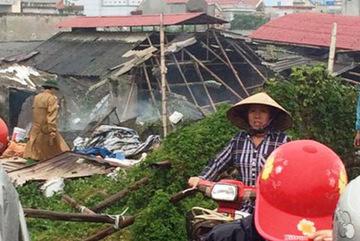 Nổ lò hơi ở Thái Bình, 4 người tử vong