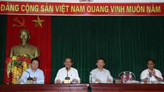 Phó Thủ tướng gặp ngư dân, giáo dân Quảng Bình