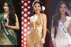 Hoa hậu Việt trượt vương miện quốc tế  vì 'thảm họa' phiên dịch