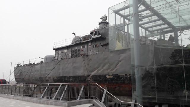Bí ẩn vụ đắm tàu khiến Hàn, Triều trở mặt