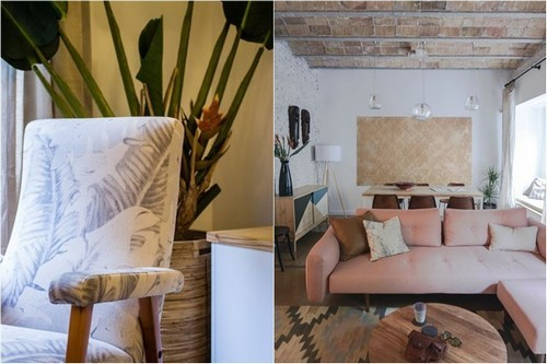 20161031101724 can ho 3 Thiết kế căn hộ bình yên và quyến rũ đến khó cưỡng với sắc màu Vintage